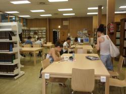 Hemeroteca de la Biblioteca Biomédica - Facultad de Medicina