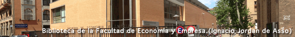 Biblioteca Economia y Empresa (Jordan de Asso)