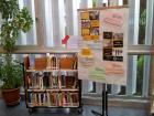 Fondos ISF-A en sala de lectura Biblioteca Hypatia