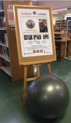 """""""Cuídate, cuídalo"""", campaña de la Biblioteca de la Facultad de Veterinaria para la promoción de la salud y la responsabilidad social"""