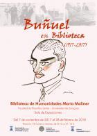 """Exposición """"Buñuel en Biblioteca (1917-2017)"""""""