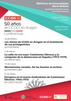Conferencia de Herminio Lafoz: Movimientos sociales. De las fuentes al archivo.
