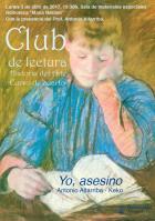 Club de lectura. Historia de Arte. Curso de cuarto.