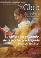 Club de lectura. Historia de Arte. Curso de segundo.