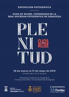 """Biblioteca Hypatia. Exposición """"Plenitud"""" del Colectivo Ojos de Mujer, fotógrafas de la Real Sociedad Fotográfica de Zaragoza"""