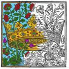#ColorOurCollections – La BUZ lanza un segundo volumen de láminas para colorear
