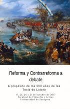 Curso Reforma y Contrarreforma a debate: A propósito de los 500 años de las tesis de Lutero