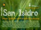 Mercadillo de San Isidro en la Biblioteca de la Escuela Politécnica Superior, del 14 al 18 de mayo