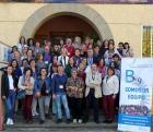 Foto de grupo de personal bibliotecario de universidades G9 en las Jornadas de Jaca