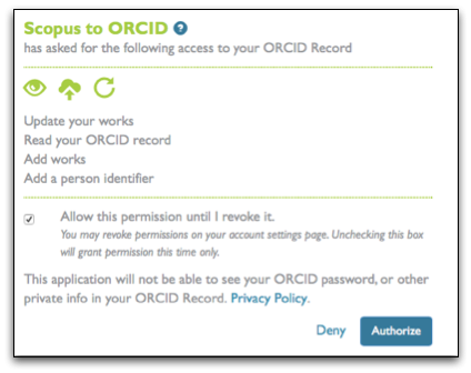 Scopus-ORCID