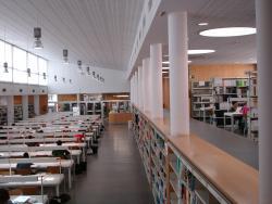 Sala Biblioteca Economía y Empresa (Campus Paraíso)