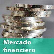 Información y datos reutilizables sobre bolsa, mercado de valores y banca