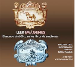 Exposición emblemas en la BUZ