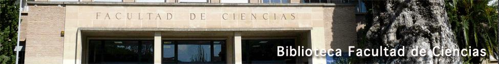Biblioteca Facultad de Ciencias