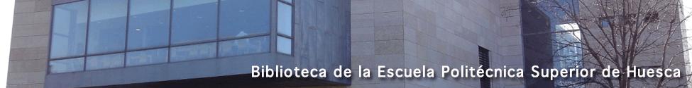 Biblioteca Escuela Politécnica de Huesca