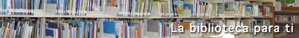 Biblioteca para ti