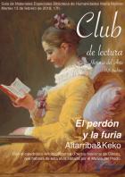 """Club de Lectura Historia del Arte. """"El perdón y la furia"""" de los autores Antonio Altarriba y Keko"""