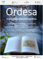 Cartel exposición Ordesa