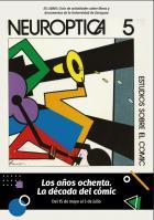 """Exposición """" Los años ochenta: La década del cómic """". Biblioteca María Moliner. Del 15 de mayo al 5 de julio del 2019"""
