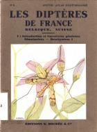 """""""Atlas des diptères de France, Belgique, Suisse"""""""