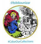 La Biblioteca de la Universidad de Zaragoza en una nueva edición internacional de #ColorOurCollections